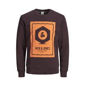 Jack Jones Sweat Known Crew Neck -Fud