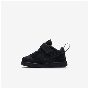 Nike Bebek Ayakkabı Court Borough Low (TDV) -001