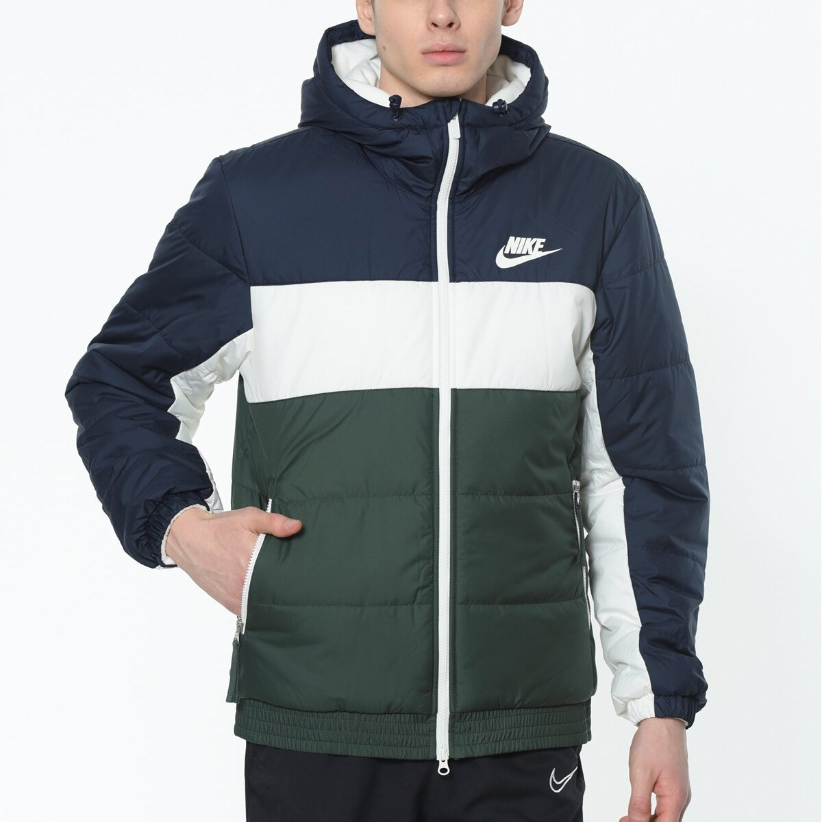 Nike Erkek Mont Synthetic Fill Full Zip Bv4683 451 Sporthink Com Tr