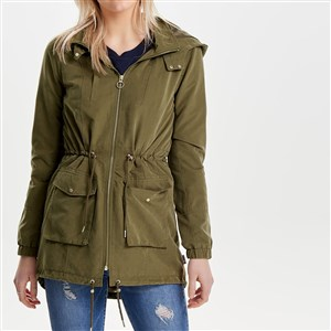Only Parka Onlstarry Long